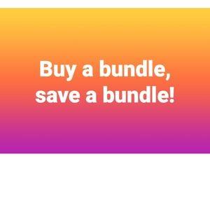 Buy a bundle and save a bundle!